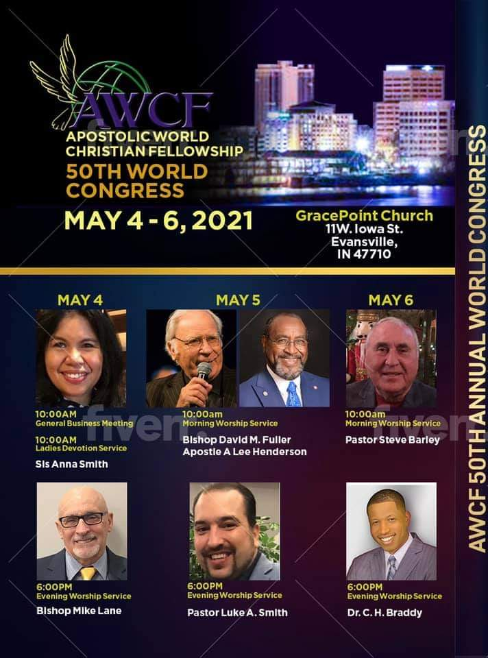 AWCF 50th World Congress May 4-6, 2021